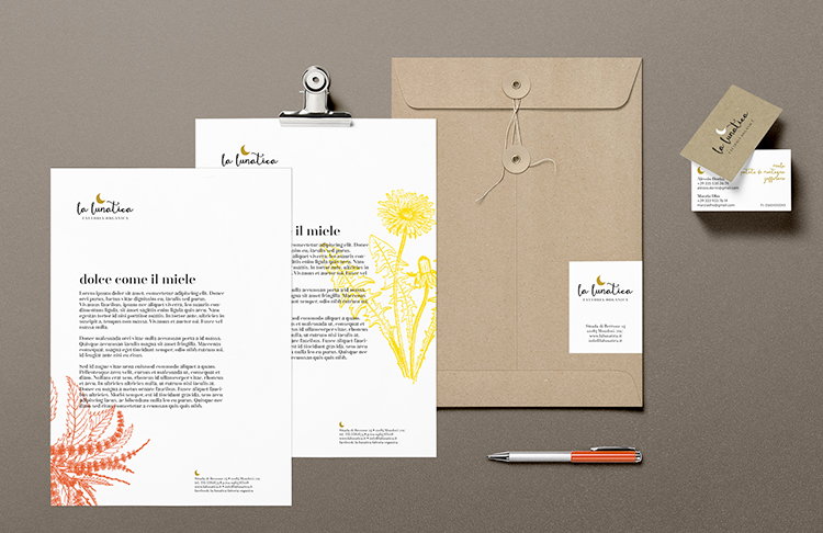 La_lunatica_stationery