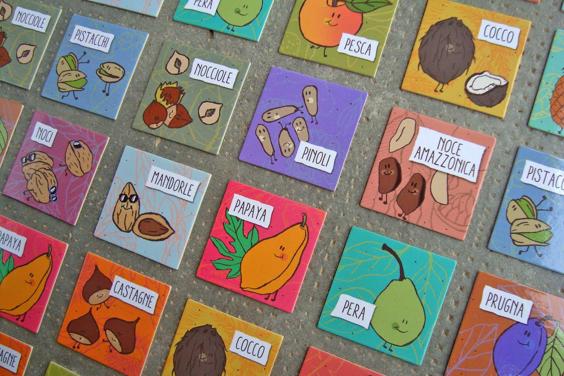 Fruit Memory / Slow Food