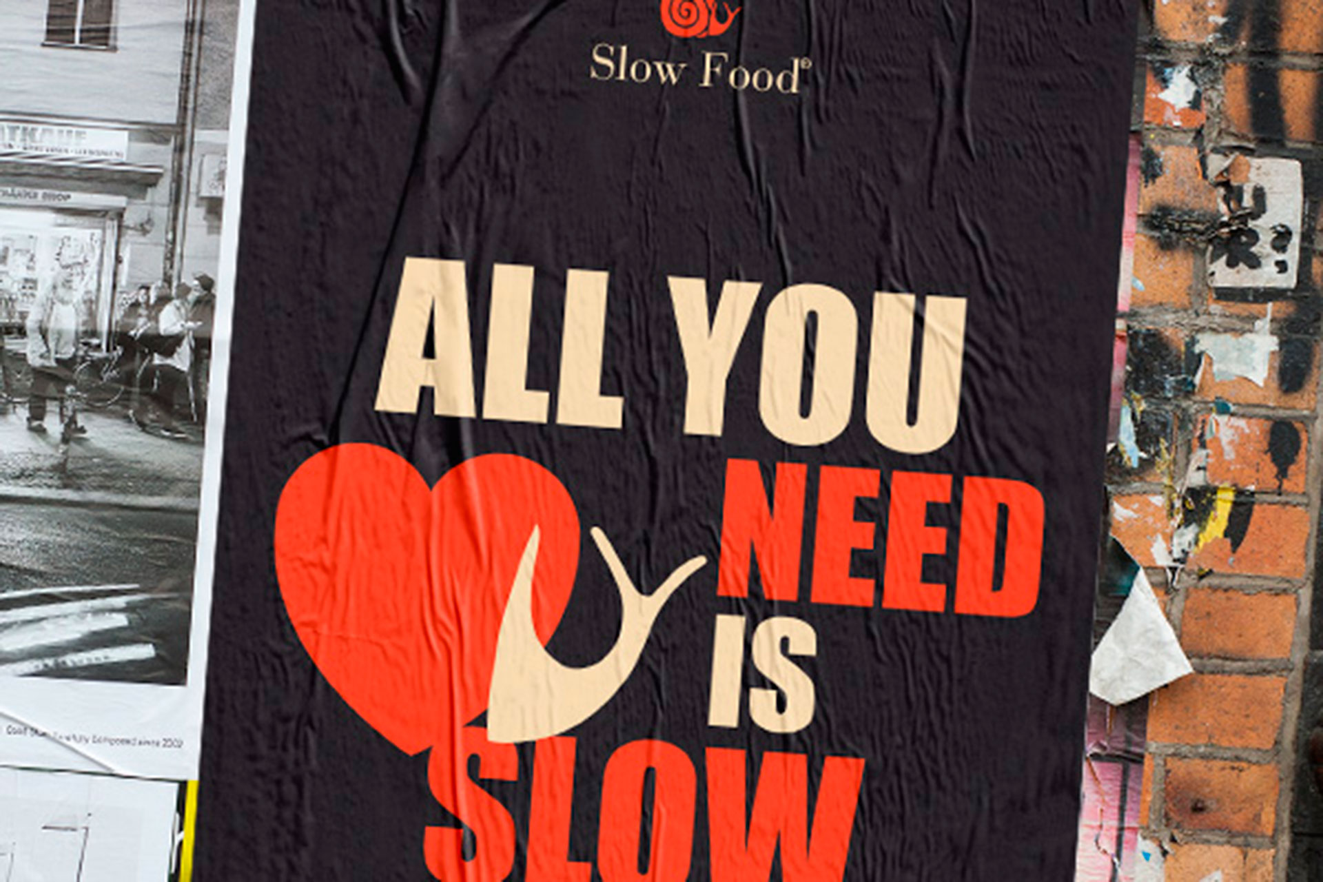 Slow Food Promotionals