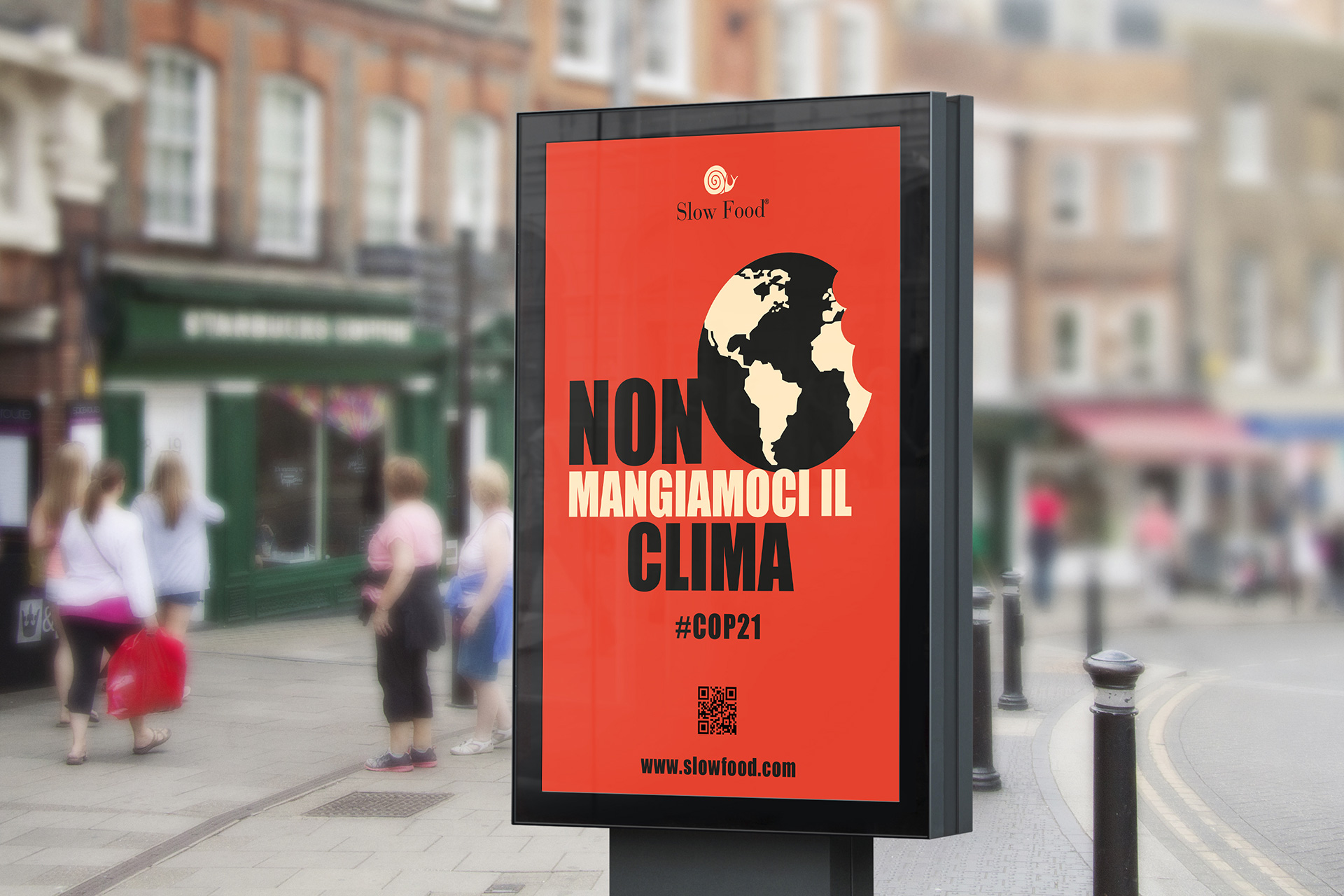 Non mangiamoci il clima / Slow Food