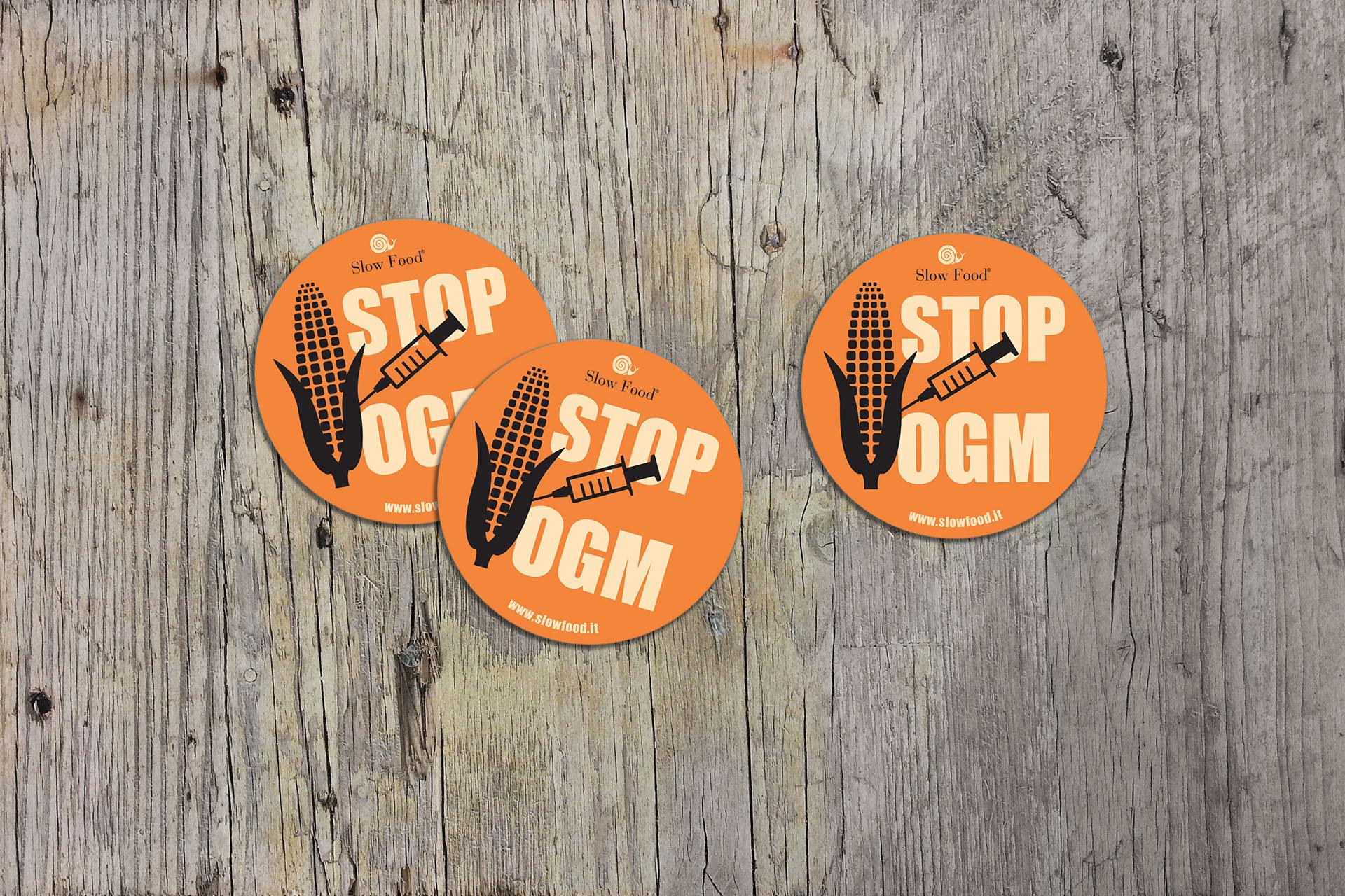 Stop OGM / Slow Food