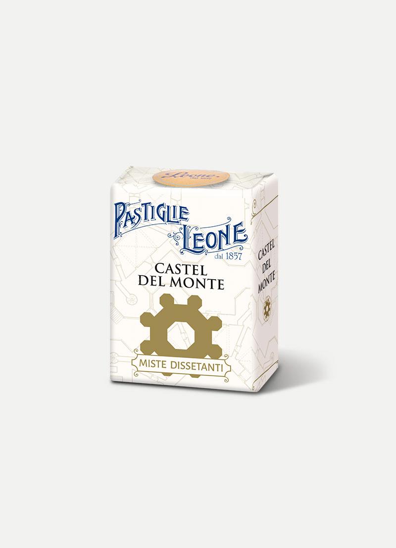 Leone custom box per M.A.R.Ta & Castel del Monte