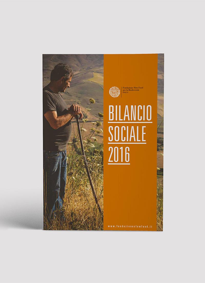Slow Food Foundation Social Report 2016