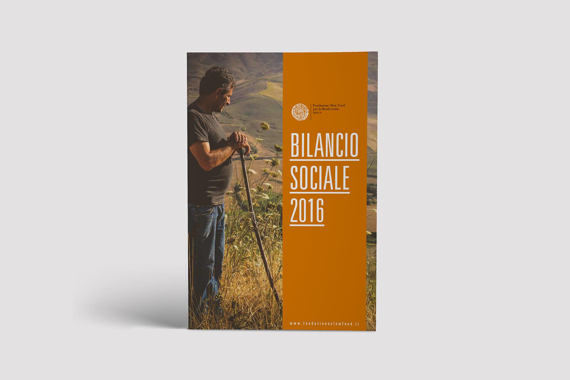 Bilancio Sociale 2016 / Slow Food