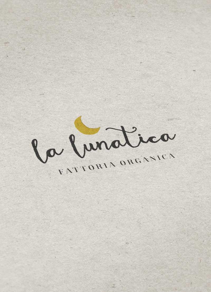 La lunatica / Visual identity