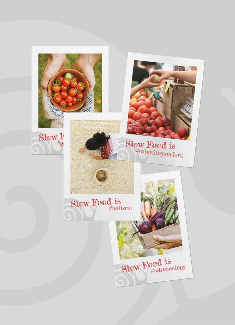 Slow Food is…