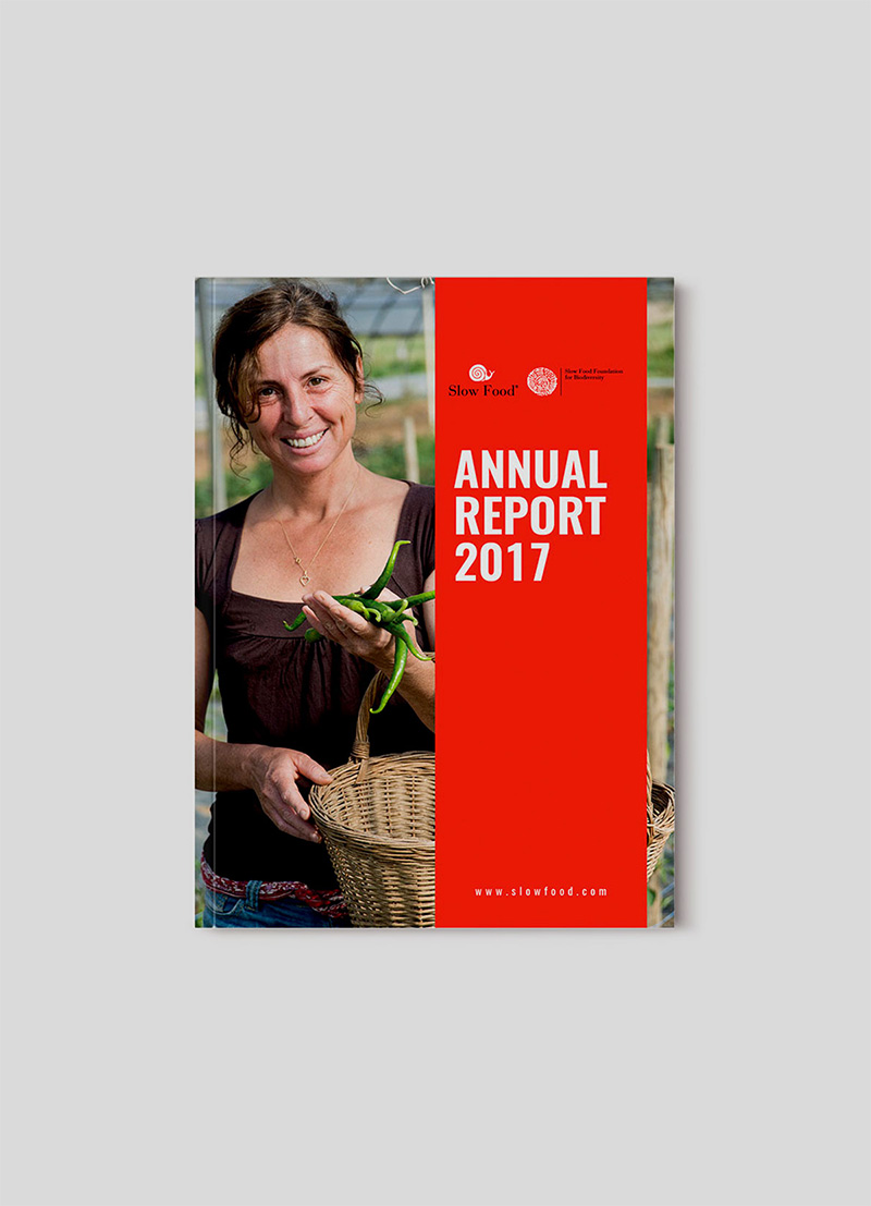 Slow Food Foundation Annual Report 2017