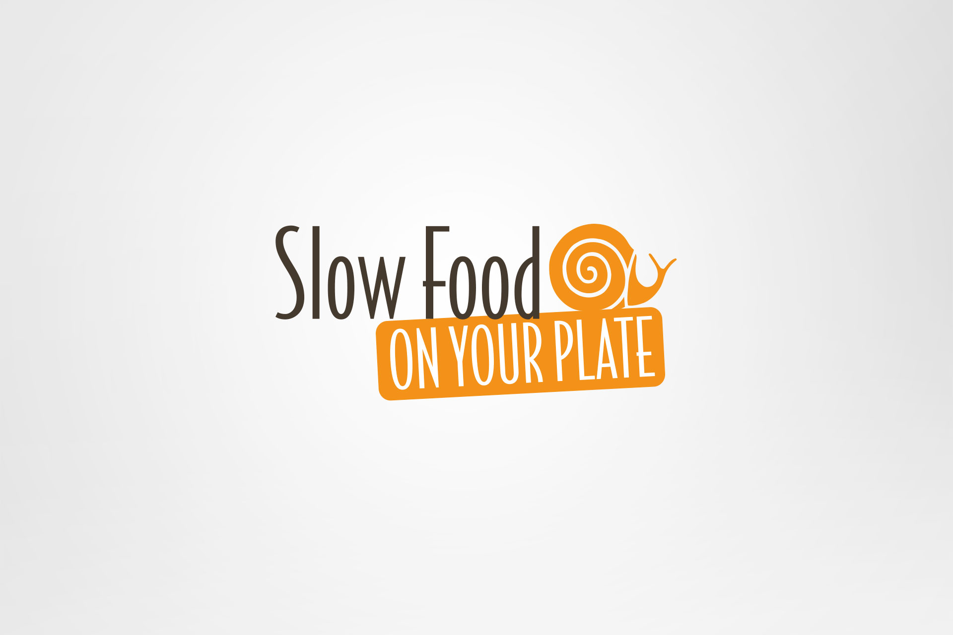 Slow Food on your plate