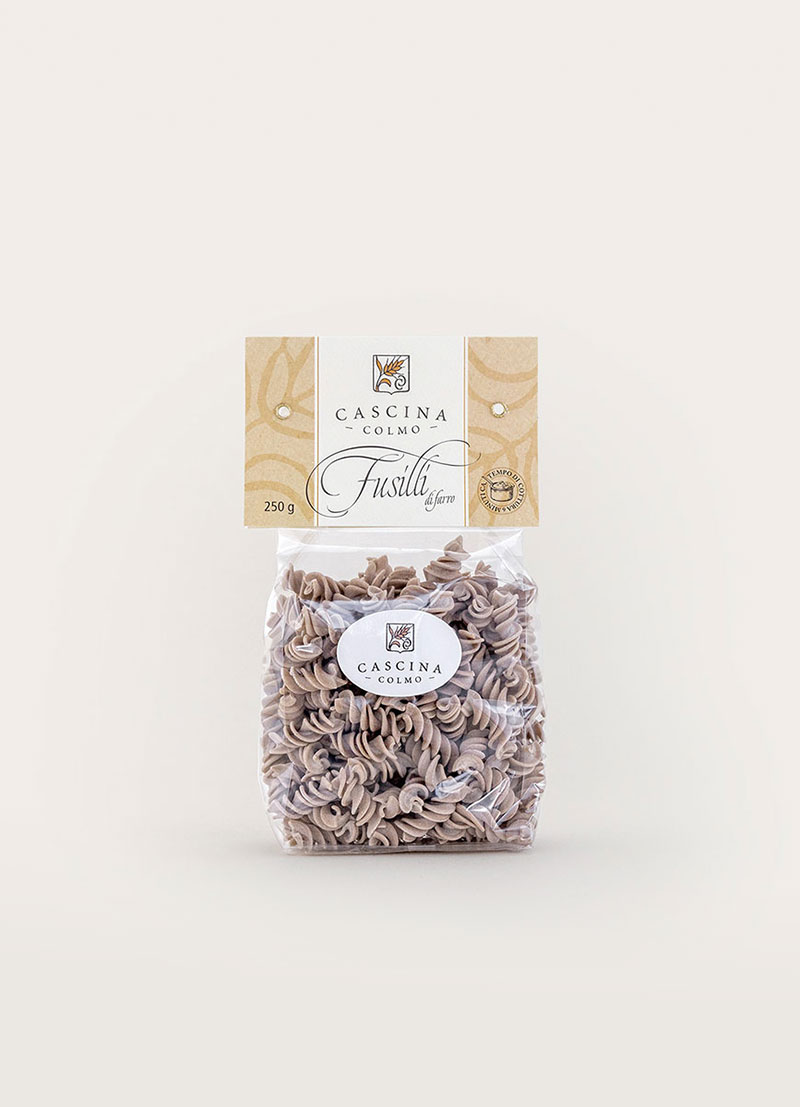 Cascina Colmo / Packaging